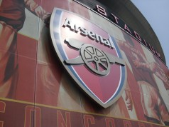 Emirates Stadium (a.k.a. Ashburton Grove eller Arsenal Stadium här i England)